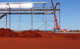 Structural Steel and Precast Panel Erection8